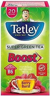 Best tetley super green tea boost Reviews