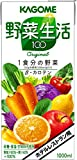 野菜生活 100 オリジナル ホテルレストラン用 1000ml×6本
