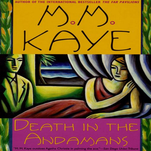 Death in the Andamans audiobook cover art