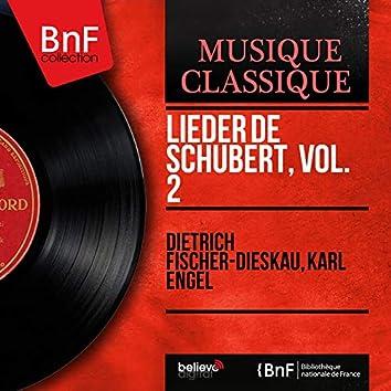 Lieder de Schubert, vol. 2 (Mono Version)