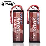 Best Battery For Note 3s - AWANFI 3S 5000mAh Lipo Battery 11.1V 60C RC Review