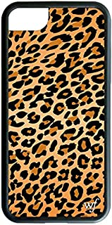 Wildflower Limited Edition Cases for iPhone 6, 7, or 8 (Leopard Print)