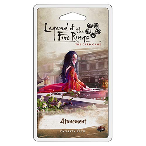 Fantasy Flight Games Legend of The Five Rings: Atonement Various L5C34