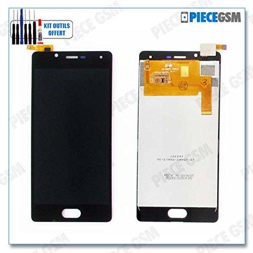ECRAN LCD + VITRE TACTILE pour WIKO UFEEL LITE + outils + colle B7000
