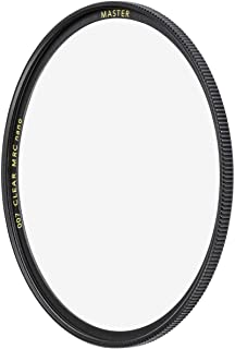 B+W Beschermfilter, Clear Filter MRC Nano Master 52 mm (16x gehard, Slim, Premium)