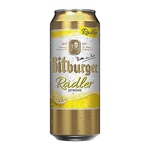 24 Dosen Bitburger Radler inc.6.00€...