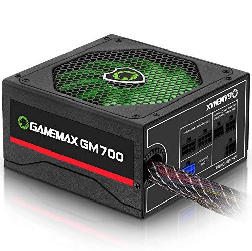Power Supply 700W 80+ Bronze Semi Modular, GAMEMAX GM-700