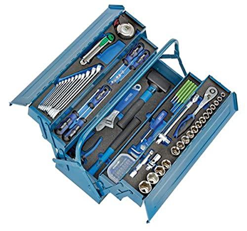 Heyco/Heytec 50807694500 - Caja de herramientas (chapa de acero, 5...