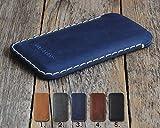 Personalisierte Leder Tasche für Samsung Galaxy, alle Größe auf Bestellung