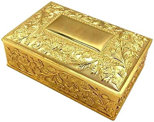 Caja de almacenamiento de joyas - pecho vintage - almacenamiento, luz, pequeño