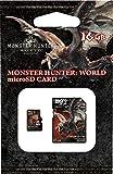 Co., Ltd. Honma Monster Hunter microSDHC Card + SD Adapter Set Monster Hunter: World microSDHC Card (16GB, CLASS10) + SD Adapter Set [video game]