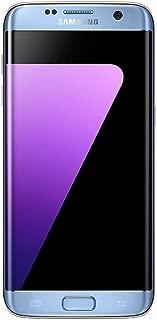 Samsung Galaxy S7 EDGE G935v 32GB Verizon Wireless CDMA 4G LTE Smartphone w/ 12MP Camera - Coral Blue (Renewed)
