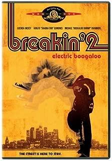 Breakin' 2 - Electric Boogaloo by Lucinda Dickey
