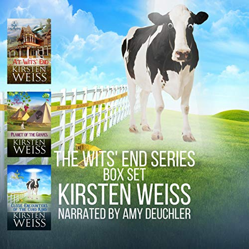 The Wits' End Series Box Set: A Doyle Cozy Mystery Audiobook By Kirsten Weiss cover art