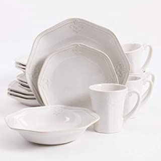 Better Homes and Gardens Country Crest 16-Piece Dinnerware Set