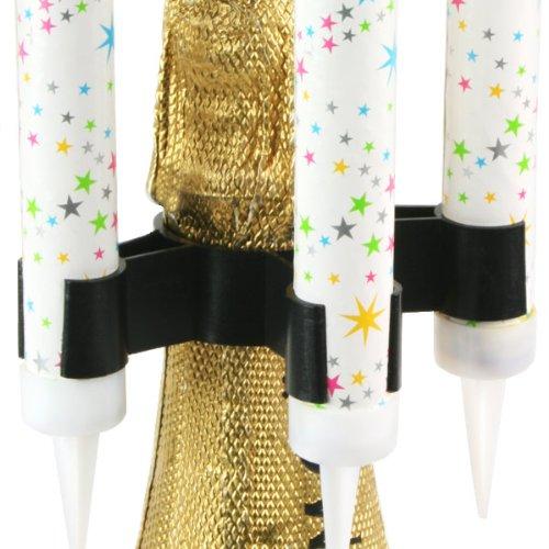 Clip para botella de chispa | Clip de chispa, clip para fuente de hielo, clip de chispas de luz