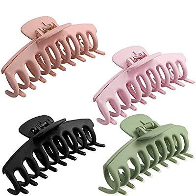 4 Stück Große Haarklammer