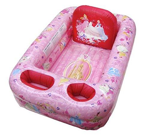 Disney Princess Inflatable Safety Bathtub