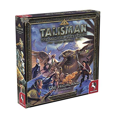 Pegasus Spiele Talisman 56204E The Highland (Expansion)