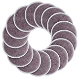 Sunland Reusable Makeup Remover Pads For Face,Eye,Lips 16 Pack Microfiber Face Cleansing Pad,Soft Toner Pads With Laundry Bag and Travel Bag, Face Rounds Pads For All Skin Types 3.14Inch