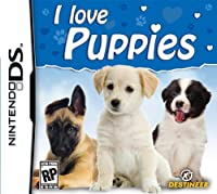 DS I Love Puppies (輸入版)