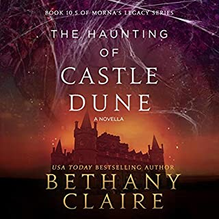 The Haunting of Castle Dune: A Novella  audiobook cover art