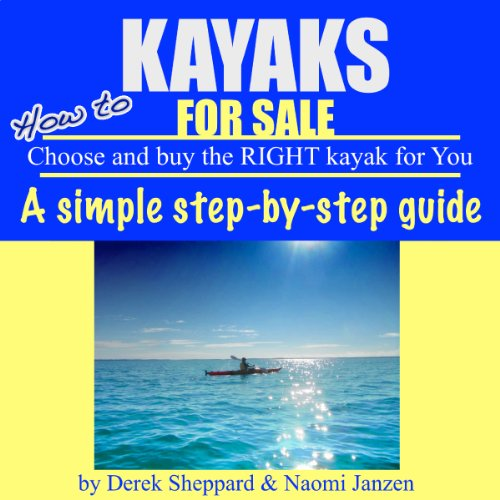 Kayaks for Sale audiobook cover art