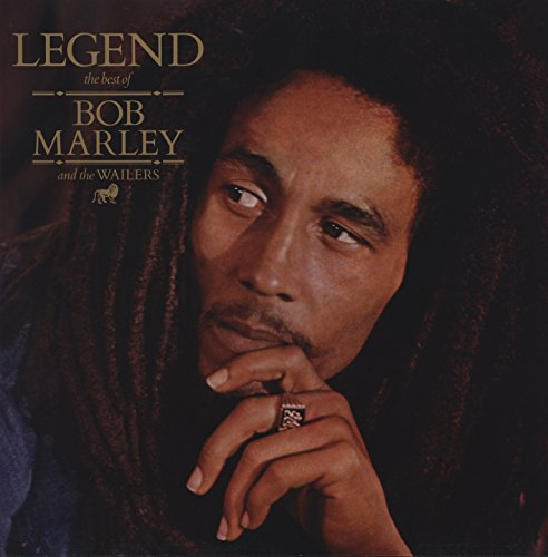 LEGEND THE BEST OF BOB MARLEY AND THE WAILERS VINYL LP 1984 [Vinyl] Unknown