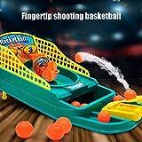 Mini Arcada de Escritorio Juego de Baloncesto Mesa Baloncesto Shooting Board Juego Cerebro Regalo Niño