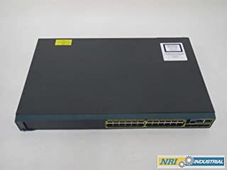 Cisco Systems WS-C2960S-24TS-L Catalyst 2960S 24 10/100/1000 4 SFP LAN Base