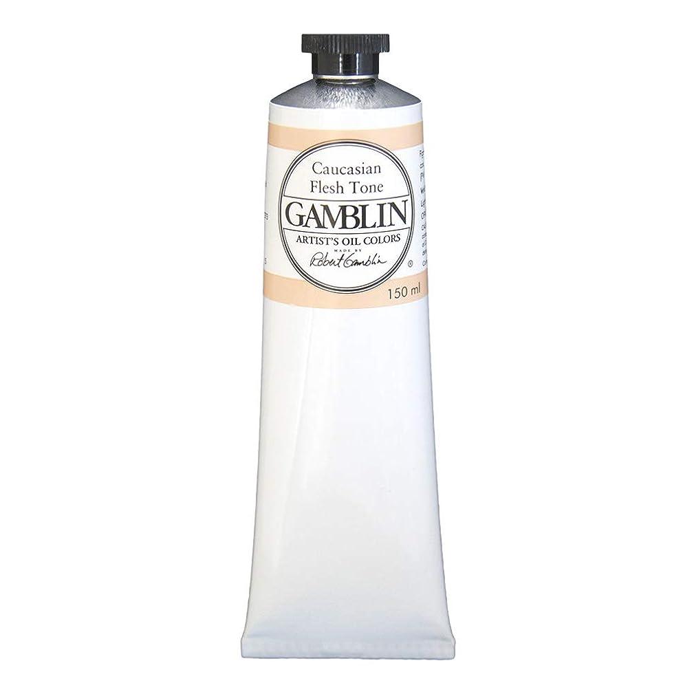 Gamblin Artist Oil Color - Caucasian Flesh Tone - 150 ml Tube