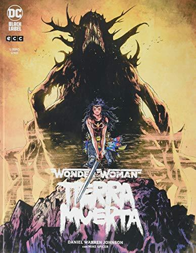 Wonder Woman: Tierra muerta vol. 1 de 2 (Segunda edición)