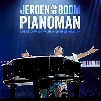 Pianoman (live in de Johan Cruijf Arena - Toppers In Concert 2019)