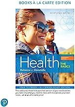 Health: The Basics, Books a la Carte Edition