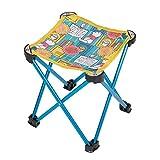 キャプテンスタッグ(CAPTAIN STAG) ディズニー アウトドアチェア 椅子 マイクロイージーチェア くまのプーさん/ポップ MA-1073