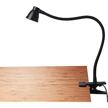 CASE of 6 Lights Clamp Work Mechanic Clip Hanging Shop Light