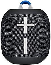 Ultimate Ears WONDERBOOM2 Bluetoothスピーカー IP67防??防塵/ワイヤレス/13時間連続再生 ブラック(DEEP SPACE) WS660BK 2年保証 【國內正規品】