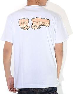 NEW ERA×TOY MACHINE Tシャツ 半袖 左胸手書きロゴ バックハンドプリント コラボ (11909100)