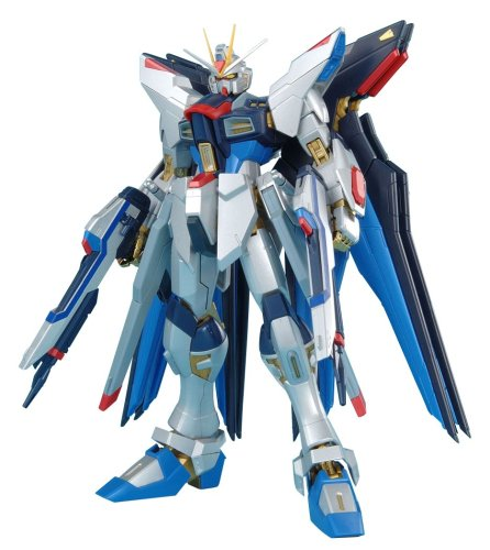 Bandai Hobby Strike Freedom Gundam Extra Finish Version 1/100 - Master Grade (japan import)