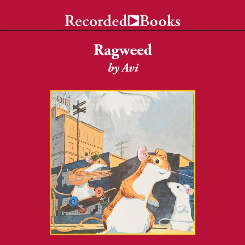 Ragweed audiobook cover art