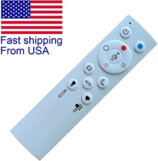 CHOUBENBEN Replacement for Dyson Fan Heater Remote Control 966538-01 966538-04 for Dyson Hot+Cool Jet Focus AM09