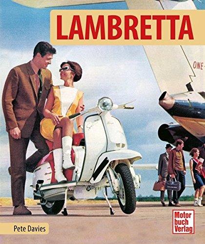 Lambretta: Vespas große Konkurrenten