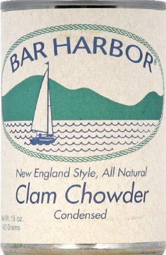 Bar Harbor Alternative dealer New England Style Clam Chowder 15 Las Vegas Mall Pack 3 B of oz by