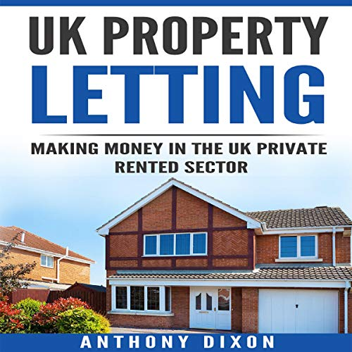 UK Property Letting audiobook cover art