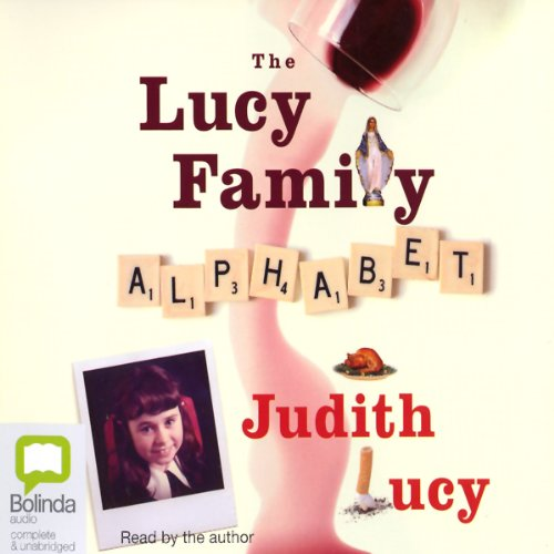 The Lucy Family Alphabet cover art