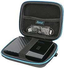 Baval Hard Bag Case Replacement for Western Digital My Passport Studio Ultra Slim Essential WD Elements SE Portable 500GB 1TB 2TB USB 3.0 External Hard Drive