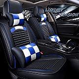 Sunluway Auto Car Seat Covers 10PCS