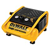 DEWALT D55140 1-Gallon 135 PSI Max Trim Compressor