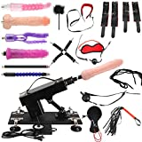 Adult s+e+x Machine Guns Thrusting for Women and Men Machine Adjustable Massage Pump Machines Guns-The United States is About 3 Days for delivery to Arrive