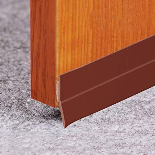 Door Draft Stopper, Door Sweep for Exterior & Interior Doors,Door Bottom Seal Dust and Noise Insulation Weather Stripping Draft Guard Insulator